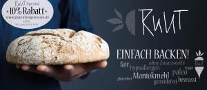 Maniokmehl von Ruut - Bei Glutenunverträglichkeit hier einkaufen!
