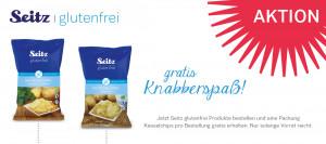 Seitz Chips gratis - Bei Glutenunverträglichkeit hier einkaufen!
