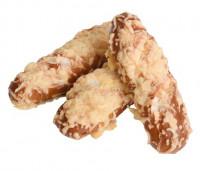 Käse-Laugenstangen frisch gebacken - glutenfrei