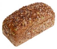 Körner-Kasten frisch gebacken - glutenfrei