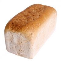 Kastenweißbrot frisch gebacken - glutenfrei