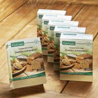 Sparpaket 6 x Fertigmehlmischung Dunkles Körnerbrot - glutenfrei