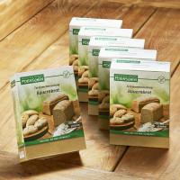 Sparpaket 6 x Fertigmehlmischung Bauernbrot - glutenfrei