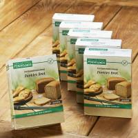 Sparpaket 6 x Fertigmehlmischung Dunkles Brot - glutenfrei