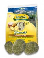 Perle kleine Gnocchi mit Spinat - glutenfrei