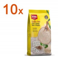 Sparpaket 10 x Mix it Dunkel Brot-Mix - glutenfrei