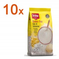 Sparpaket 10 x Mix it! Universal - glutenfrei