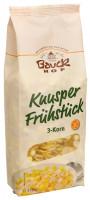Knusper Frühstück 3-Korn - glutenfrei