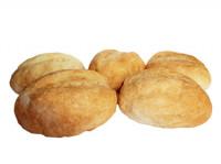 Helle Brötchen 5 Stück frisch - glutenfrei