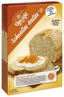 Schnelles Helles Brot - glutenfrei