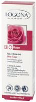 Nachtcreme Bio-Rose - glutenfrei
