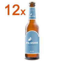 Die Weisse Weißbier alkoholfrei 12 Fl. - glutenfrei