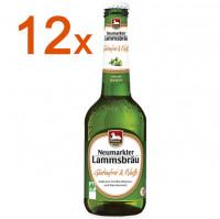 Lammsbräu Glutenfrei & Weiß Weißbier 12 FL. - glutenfrei
