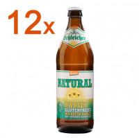 Natural Radler glutenfreies Bio-Natur-Radler 12 FL. - glutenfrei
