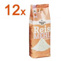 Sparpaket 12 x Reismehl Vollkorn - glutenfrei