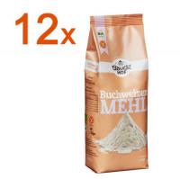 Sparpaket 12 x Buchweizenmehl - glutenfrei