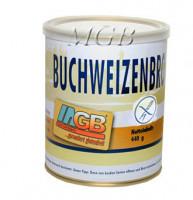 MHD*** 11.10.17 Buchweizenbrot Dosenbrot - glutenfrei