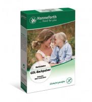 GDL-Backpulver für hefefreies Backen - glutenfrei