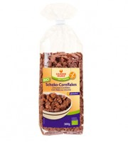Bio Schoko-Cornflakes - glutenfrei
