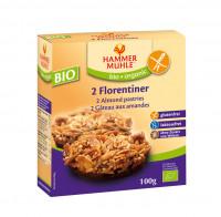 Bio 2 Florentiner - glutenfrei