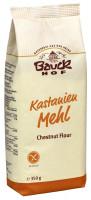 Kastanienmehl - glutenfrei