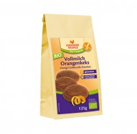 Bio Vollmilch Orangenkeks - glutenfrei