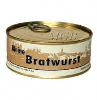 Meine Bratwurst - glutenfrei