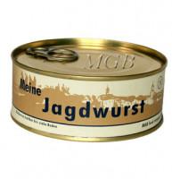 Meine Jagdwurst - glutenfrei