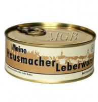 Hausmacher Leberwurst - glutenfrei