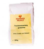 Trocken-Sauerteig - glutenfrei