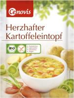 Herzhafter Kartoffeleintopf - glutenfrei