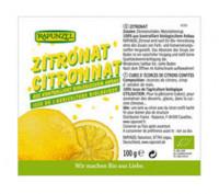 Zitronat ohne Weißzucker, gewürfelt - glutenfrei