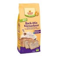 Bio Back-Mix Körnerbrot - glutenfrei