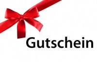 Gutschein / Geschenkgutschein 25 Euro - glutenfrei