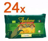 Sparpaket 24 x Le Asolane Capellini Bio - glutenfrei
