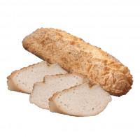 Teff-Baguette 2 Stück frisch gebacken - glutenfrei
