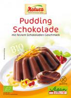 Pudding Schokolade 3 Stück - glutenfrei