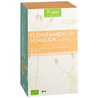 Bio Flohsamen-Schalen - glutenfrei