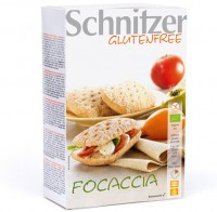 Bio Focaccia - glutenfrei