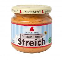 Bärlauch-Tomate Streich - glutenfrei