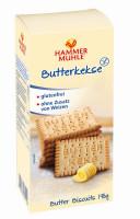 Butterkekse - glutenfrei