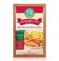 Genießer Fix Paprika-Geschnetzeltes - glutenfrei