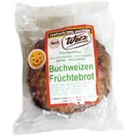 Buchweizen Früchtebrot - glutenfrei