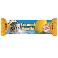 Kokosriegel mit Mango - glutenfrei