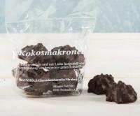 Feinste Schoko Kokosmakronen - glutenfrei