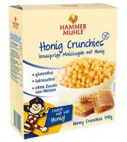Honig Crunchies - glutenfrei