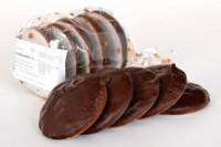 Haselnuss-Lebkuchen frisch gebacken - glutenfrei