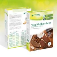 Backmischung Vital-Vollkornbrot - glutenfrei