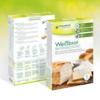 Backmischung Weißbrot - glutenfrei