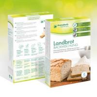 Backmischung Landbrot - glutenfrei